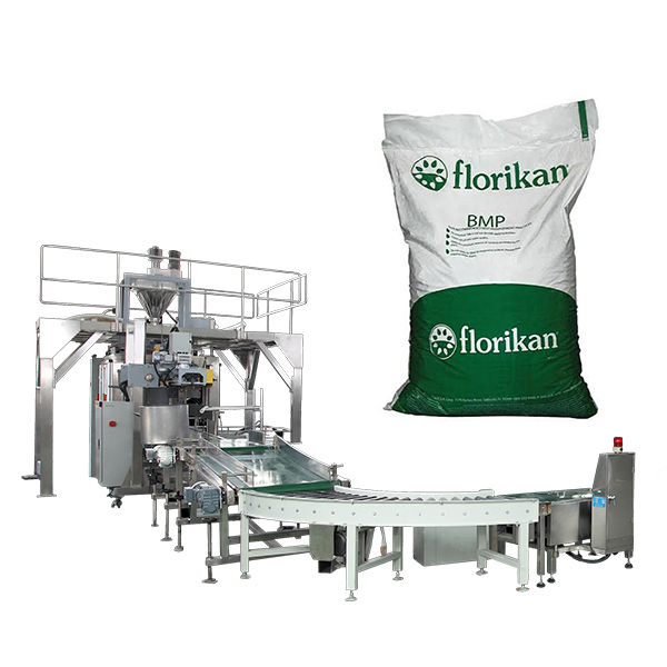 Automatic Bulk Packing Machine For Milk Powder in 10kg 25kg Bags