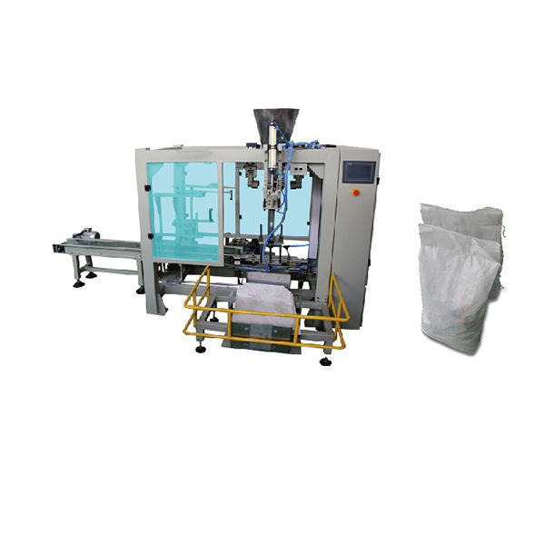 10-50 kg Adjustable Open Mouth Bag Counting And Packing Machine