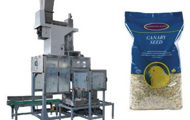 20kg grain seed open mouth bagging &bag filling scales