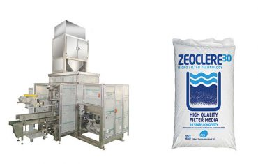 full automatic big bag given salt packing machine