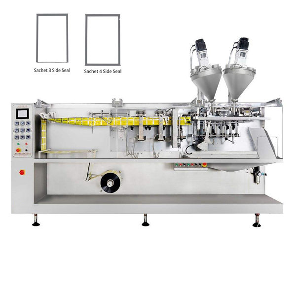 30g powder bag horizontal form fill and seal packaging machine