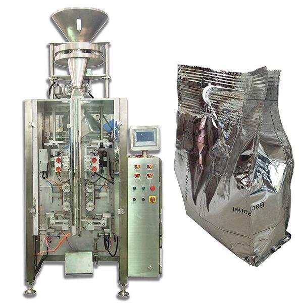 Αυτόματη τσάντα τσαγιού Συσκευασία μηχανή συσκευασίας με ογκομετρική μηχανή πλήρωσης κύπελλο
