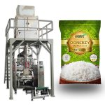 automatic 1kg-5kg rice packing machine