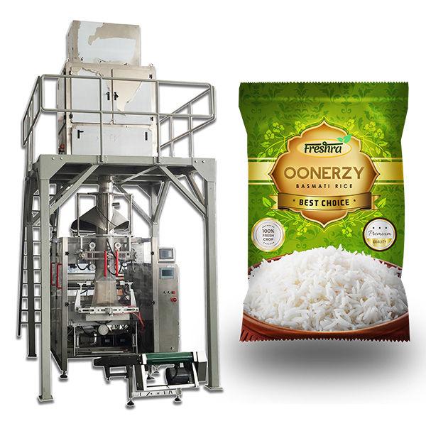 Automatická balení rýže 1kg-5kg