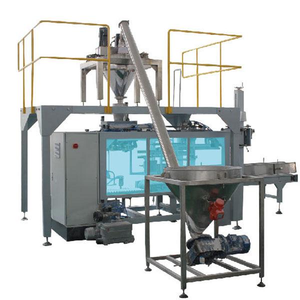Automatic 25KG Bag Powder Weighing Packing Machine