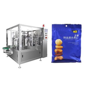Automatic Filling Sealing Packaging Machine For Solid Powder Or Solid