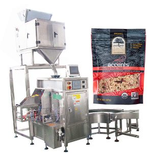 Automatic Filling and Sealing Machine for Coffee Powder