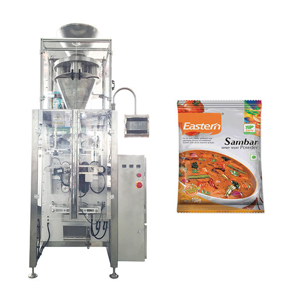 Automatic Food Powder Sachet Chicken Essence Seasoning Packaging Machine