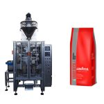 automatic ground coffee packaging machine