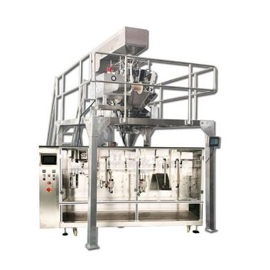 automatic horizontal pre-made granular packaging machine
