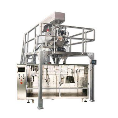 confezionatrice granulare automatica orizzontale prefabbricata