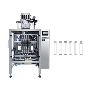 Automatic Multi Lane Sachet Stick Powder Packing Machine for Coffee, Milk