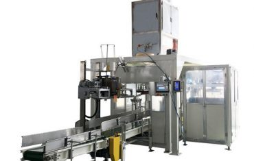 automatic 25kg bag powder weighing packing machine