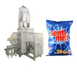 detergent powder open mouth bagger premade big bag packing machine