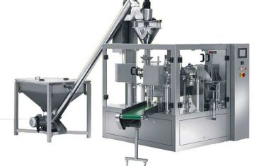 automatic rotary spice powder filling packing machine
