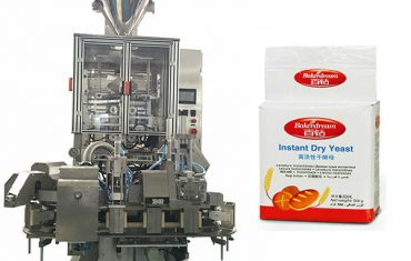 automatic yeast powder vacuum packaging machine