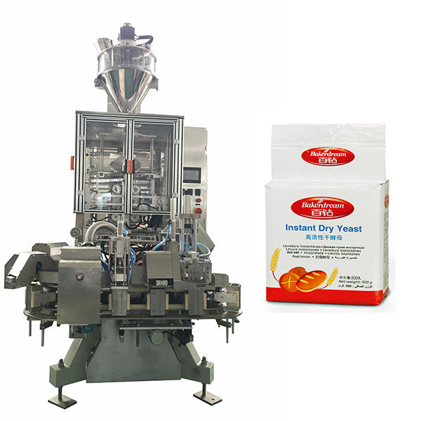 Outomatiese Gis Vacuum Packaging Machine