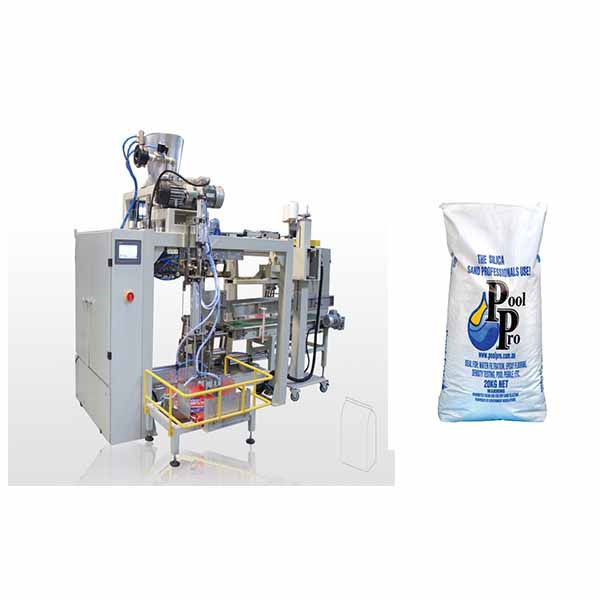 Automatic bagging machine Open-mouth bagger