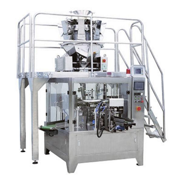 Embalagem de enchimento do saco seco automático do fruto que faz a máquina da maquinaria