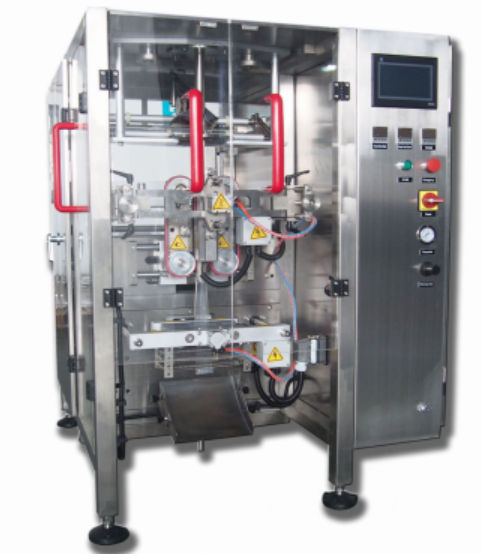 Automatic vertical forming-filling-sealing machine