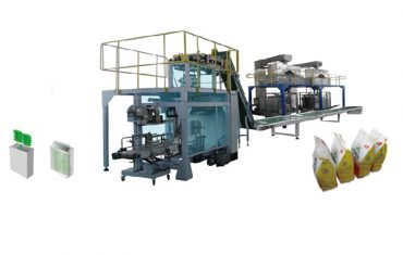 bag in bag production packing line