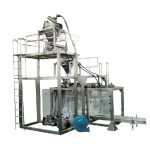 big bag automatic powder weighing filling machine milk powder packing machine