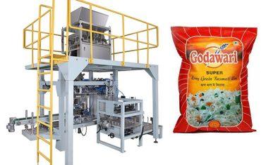 big bag granular heavy bag packaging machine for rice