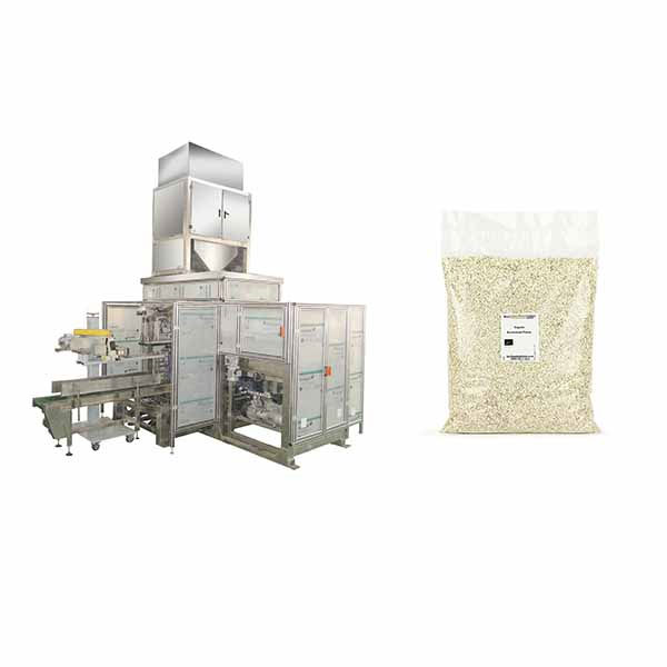 Buckwheat Flakes Big Bag Packing Machine