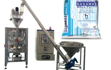 chemical fertilizer packing machine