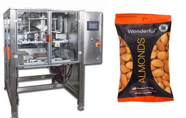 continuous motion nuts packing machine