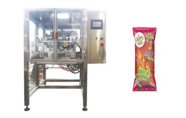 continuous motion vertical forming filling and sealing machine