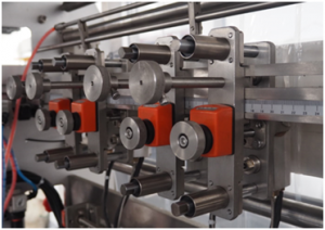 Features of bagging machine