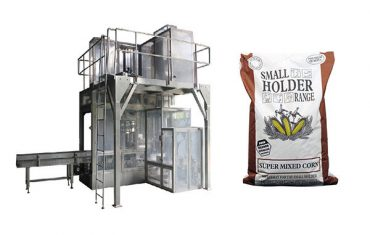 feed bagging packaging machines