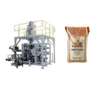 automatic granule premade big bag packing machine