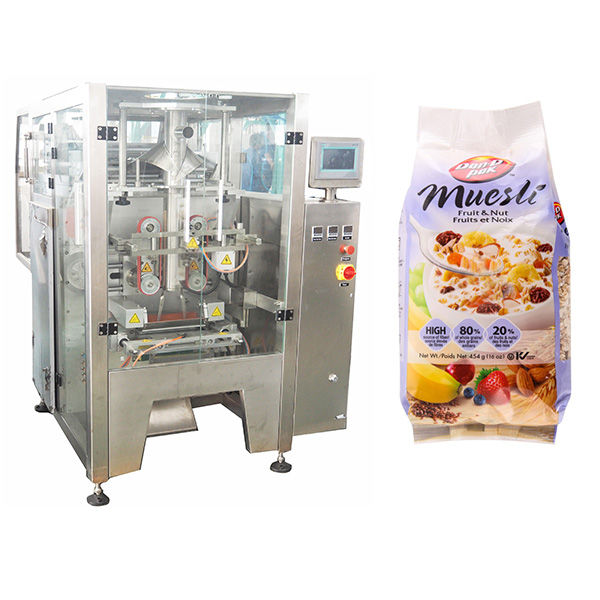 Flat Bottom Bag Packing Machine