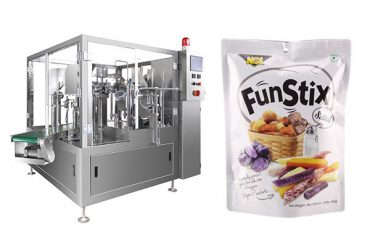 grain pouch packing machine