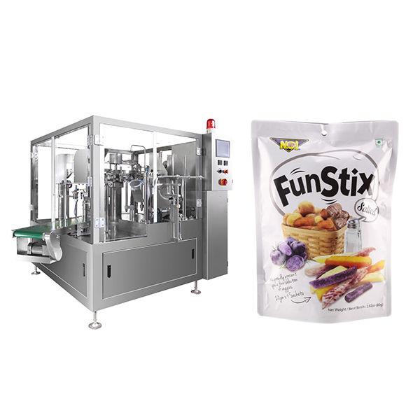 Μηχανή συσκευασίας σιτηρών