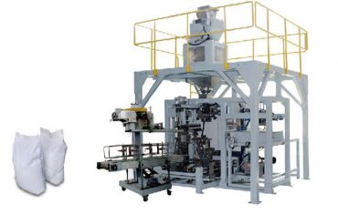granule automatic open mouth bagging machine