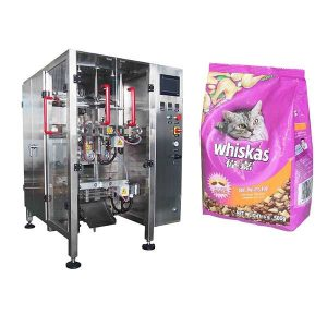 Gusset Pillow Bags Vertical Packing Machine