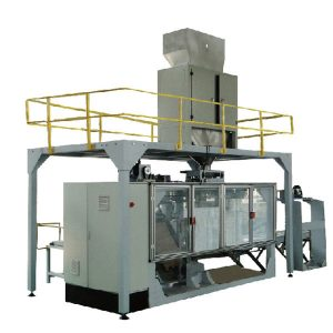 High automation packing machine,powder big bag filling and sealing Line,easy operate