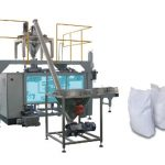 open mouth bag placer,filler & closer( bulk products)