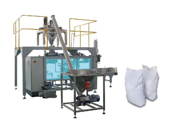 Open Mouth Bag Placer,Filler & Closer (Bulk Products)