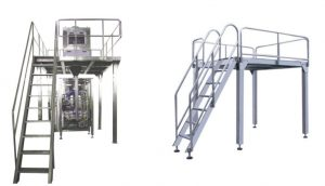Platfrom for installing dosing system