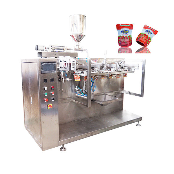 Pre-Made Pouch ketchup Packing Machine