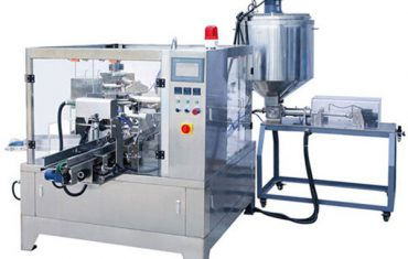 premade pouch liquid &paste packing machine