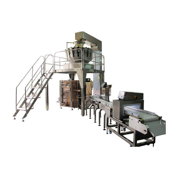 Quad Seal Bagger With Multi-head Weigher