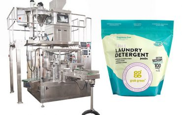 small granular suger premade pouch packing machine