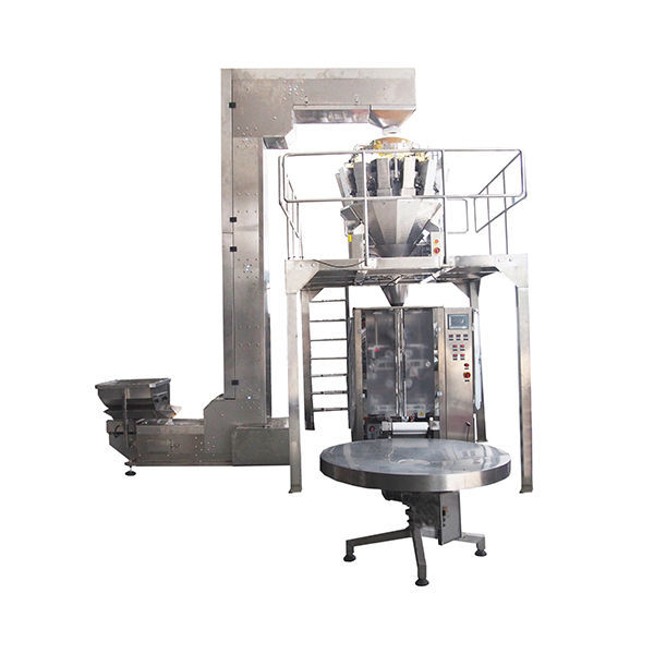 VFFS Packing Machine With Multi-heads Weigher