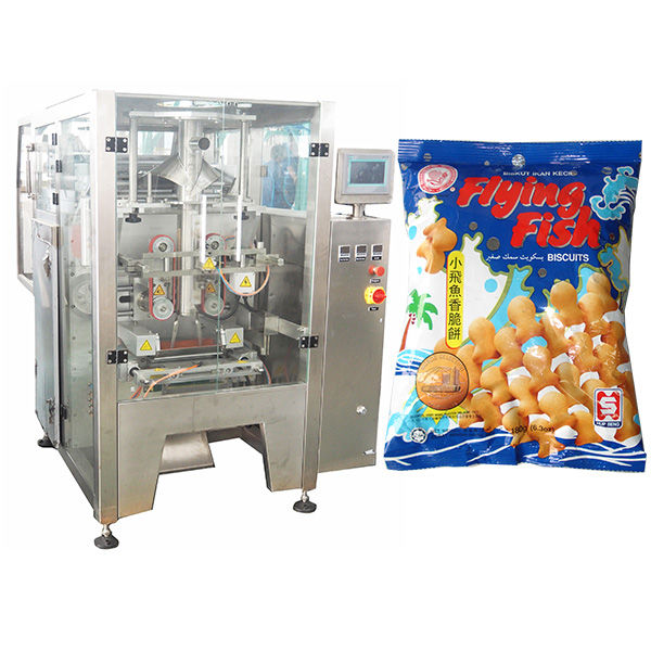 VFFS Product Machines