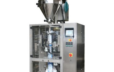 vertical form fill seal machine with auger powder filler